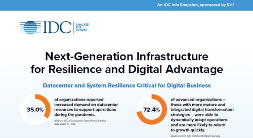 Next-Generation Infrastructure for Resilience Infobrief