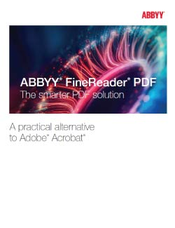 ABBYY FineReader PDF Thumbnail