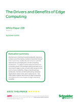 The Drivers and Benefits of EDGE Computing Image
