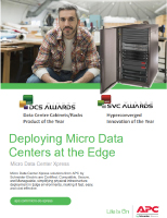 Deploying Micro Data Centers at the EDGE Thumbnail