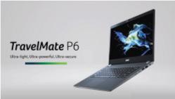 TravelMate P6 Laptop Image
