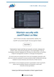 Additonal Resources - Maintain security with Jamf Protect on Mac Thumbnail