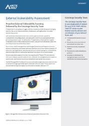 External Vulnerability Assessment Datasheet Thumbnail