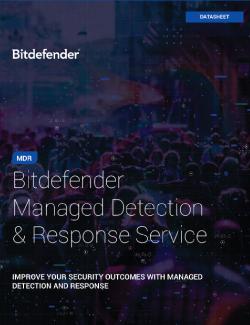 Bitdefender MDR Datasheet PDF Image