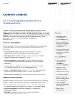 Carbonite® Endpoint Thumbnail
