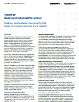 Webroot® Business Endpoint Protection Thumbnail