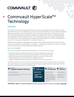 Hyperscale Technology Thumbnail