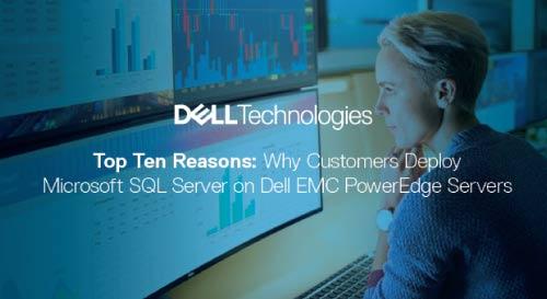 PowerEdge Servers for SQL Top 10 thumbnail