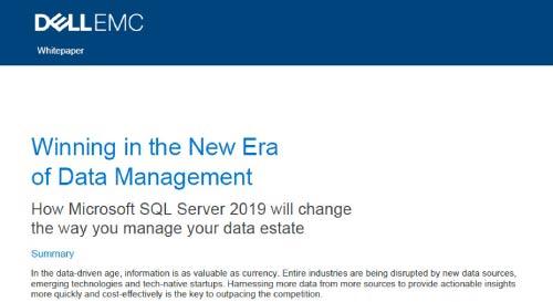 Winning in the New Era of Data Management thumbnail