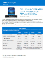 Dell EMC Integrated Data Protection Appliance (IDPA) Thumbnail