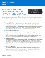 Top Reasons Why Customer Choose Powerstore Storage Thumbnail