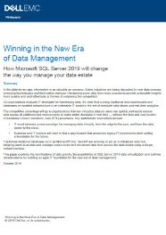 Winning with Microsoft SQL Server 2019 Thumbnail