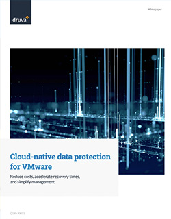 Cloud-native data protection for VMware Thumbnail
