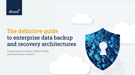 Enterprise Data Backup and Recovery Architectures Thumbnail
