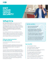 ESET Cloud Office Security – Product Brief Thumbnail