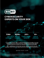 ESET Security Solutions Overview Thumbnail