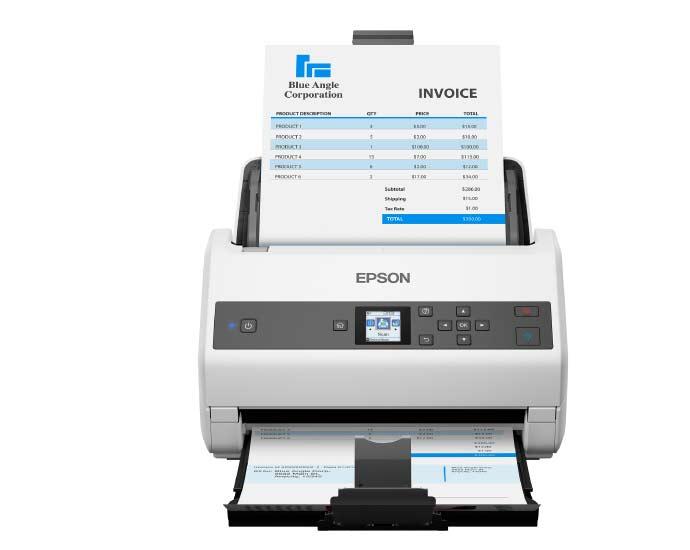 Epson Desktop Scanners Image