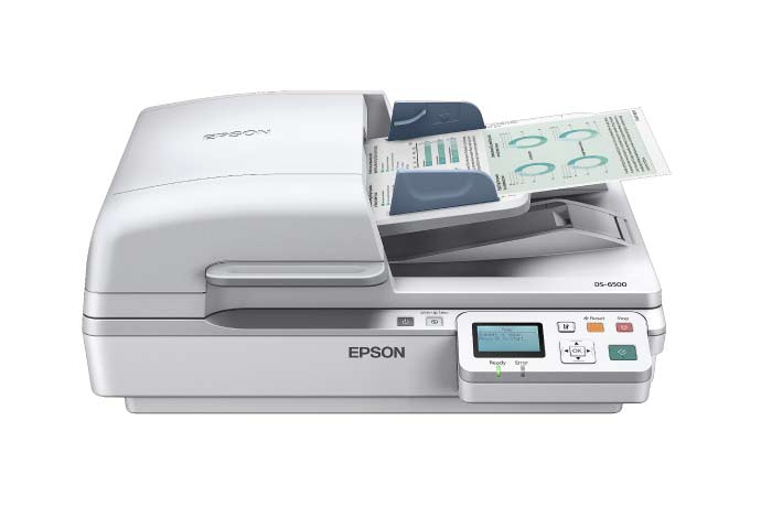 Epson Flatbed Scanners Image