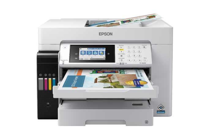Epson Supertank Printers Image