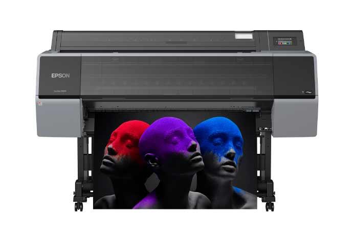 Epson SureColor Large Format Printers Image