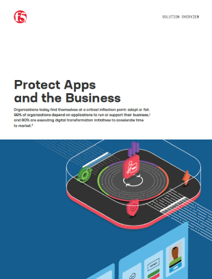 Protect Apps and the Business Image
