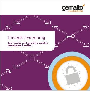 encrypt everything