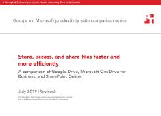 Google vs. Microsoft Thumbnail