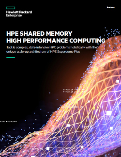 High Performance Computing (HPC) Brochure Thumbnail