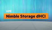 Introducing HPE Nimble Storage dHCl Thumbnail