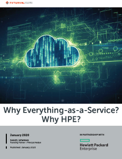 Why Everything-as-a-Service? Why HPE? Thumbnail