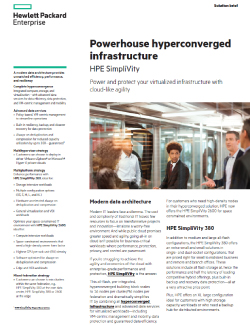 Powerhouse Hyperconverged Infrastructure Thumbnail