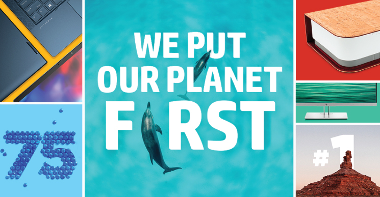 Our Planet First Image
