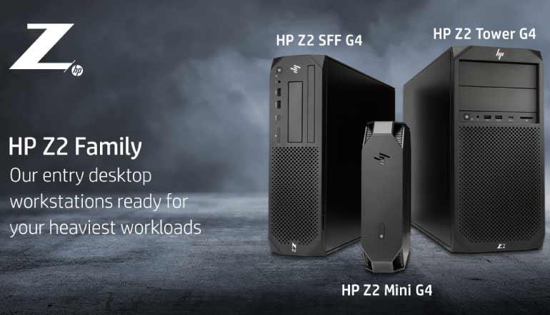 HP Workstation Z1 G5