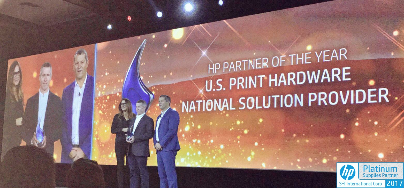 HPI Print Partner of the Year