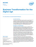 Guiding Principles of IT Transformation