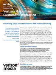 Intel Verizon Case Study PDF Image