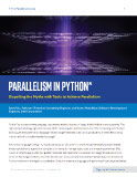 Parallelism in Python PDF Image