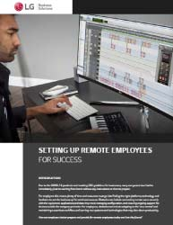 Setting up remote employees for successImage