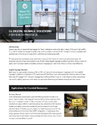 LG Digital Signage Thumbnail