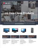 LG Zero Client Products