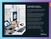 WFH Solution Flyer Image