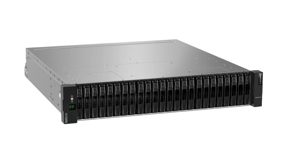 ThinkSystem DE Series Storage Image