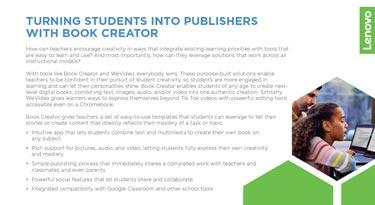 Student Creativity Playbook Thumbnail