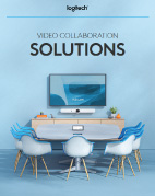 Logitech Room Solutions: Video Collaboration Solutions Brochure Image