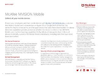 Mvision Mobile