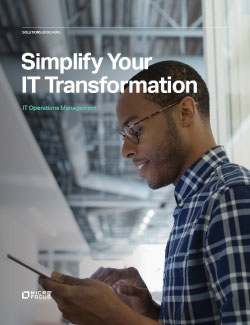 Simplify Your IT Transformation Thumbnail