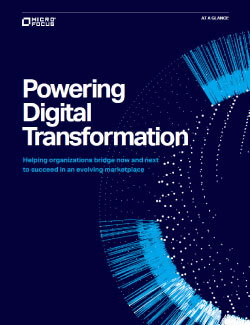 Powering Digital Transformation Image