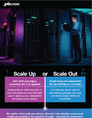 Scale Up or Scale Out
