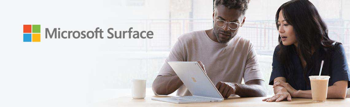 Surface Banner