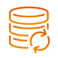 Archive Backup and Recovery Icon